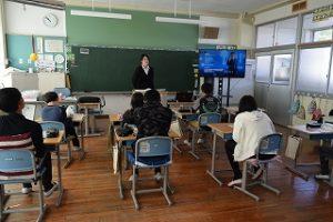 薬物防止教室
